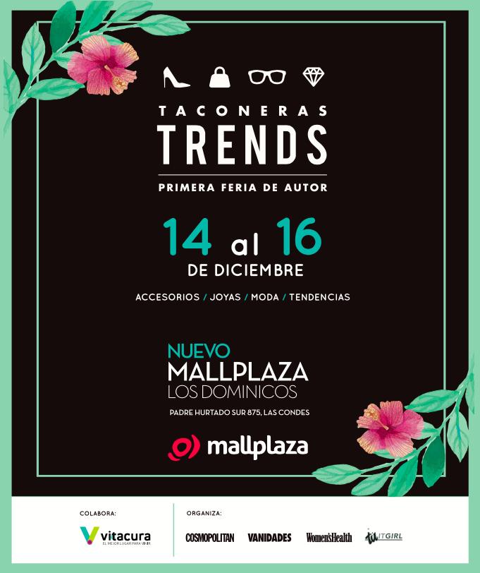 Gráfica Taconeras Trends